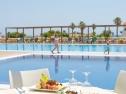 Hotel San Luis piscina
