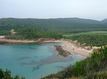 Cala Algaiarens – La Vall Minorca