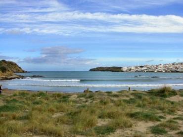 Playa Es Grau Minorca